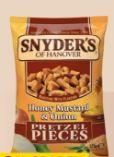 of Hanover Honey Mustard & Onion von Snyder's
