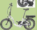 Clara 400 Falt-E-Bike von Blaupunkt