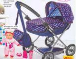 Puppenwagen Set mit Puppe von Bayer Puppen
