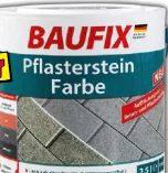 Pflasterstein-Farbe von Baufix