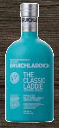 The Classic Laddie Scottish Barley von Bruichladdich