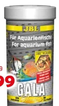 Gala Premium-Hauptfutter von JBL Aquariumline