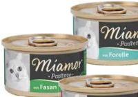 Pastete Katzennassnahrung von Miamor