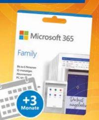 Microsoft 365 Family von Microsoft