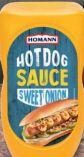 Snacksaucen von Homann