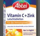 Abtei Vitamin C + Zink von Omega Pharma