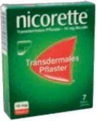 Nicorette Transdermales Pflaster von Johnson & Johnson