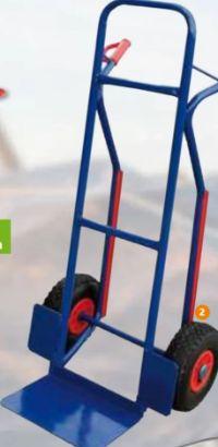 Stapelkarre mit Treppenrutsche