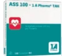 ASS 100 von 1 A Pharma