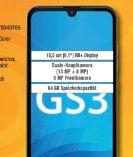 Smartphone GS 3 von Gigaset