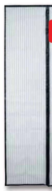 Fliegengitter-Türvorhang von Gardiola