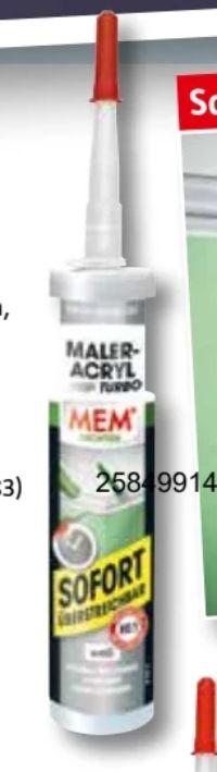 Maleracryl von MEM