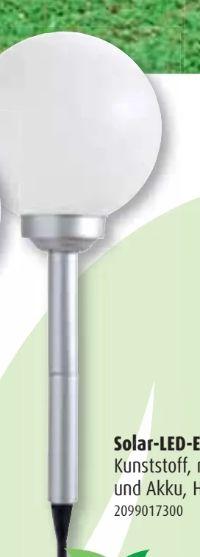 LED-Solar-Erdspieß