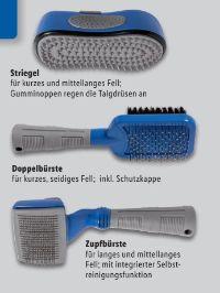 Tierpflegebürste von zoofari