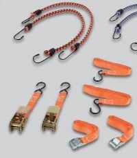 Spanngurt- und Gepäckbänder-Set von Powerfix