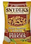 Of Hanover Pretzel Pieces von Snyder's