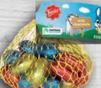 Schoko-Eier von Friedel