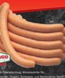 Wiener Würstchen von Mago