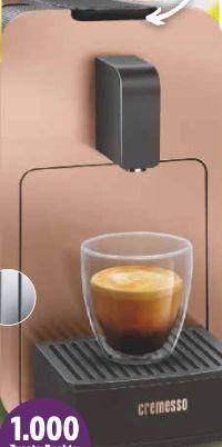 Viva Elegante Kaffee-Teekapselmaschine von Cremesso