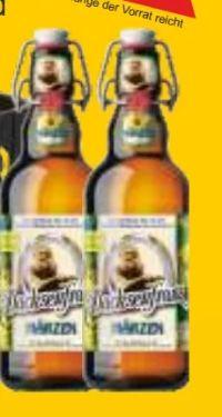 Bierspezialitäten von Dachsenfranz