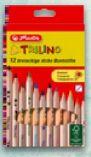 Trilino Dreikantbuntstifte von Herlitz