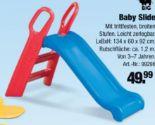 Rutsche Baby Slide von Big