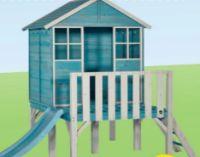 Spielhaus Discovery Play von Plum Play