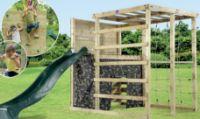 Holz-Klettergerüst von Plum Play