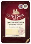 Cheddar von Cathedral City