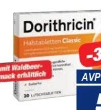 Dorithricin Halstabletten Classic von Medice
