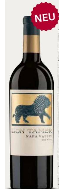 Lion Tamer Cabernet Sauvignon von Hess Collection Winery