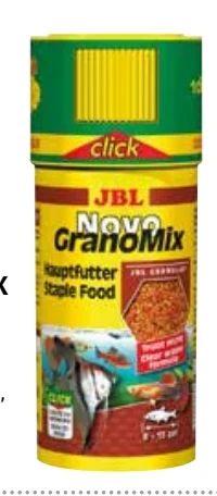Novo GranoMix von JBL Aquariumline