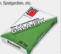 Garten- und Landschaftsbaubeton Gala-Fix von Baumit