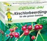 Kirschlorbeerdünger von Grüner Jan