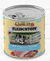 Hundevollnahrung von Classic Dog