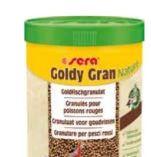 Goldy Gran Hauptfutter von Sera Aquaristik