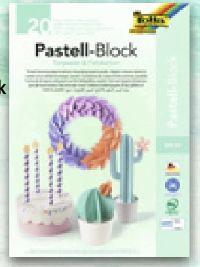 Pastell-Block von Folia