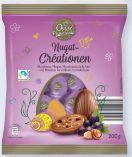 Nugat-Créationen von Oster Phantasie