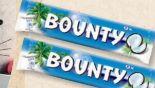 Schokoriegel von Bounty