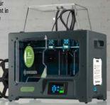 Rex 3D WLAN-Drucker von Bresser