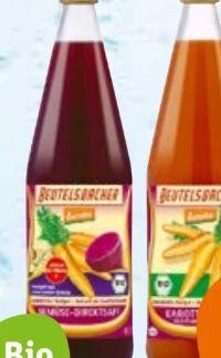 Bio-Säfte von Beutelsbacher