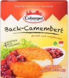 Back-Camembert von Coburger
