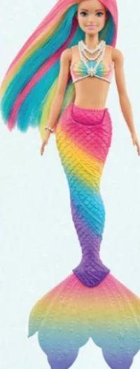 Meerjungfrau von Barbie