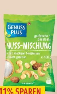 Nuss-Mischung von Genuss Plus