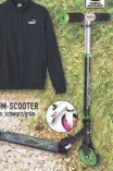 Alu-Scooter von muuwmi