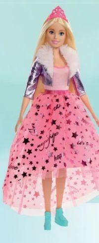 Prinzessinnen Abenteuer - Barbie Prinzessinnen-Puppe von Barbie