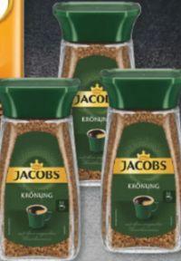Krönung Instantkaffee von Jacobs