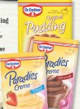 Original Pudding von Dr. Oetker
