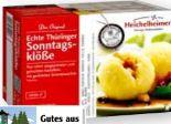 Das Original Echte Thüringer Sonntagsklöße von Heichelheimer
