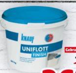 Uniflott Finish von Knauf